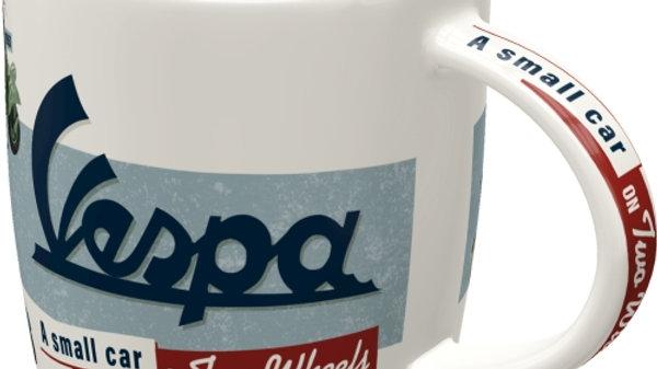 Vespa Models Mug