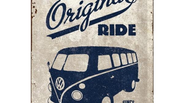 VW Volkswagen 20x30cm sign