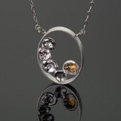 Splash cast pendant