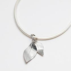 Leaf charms