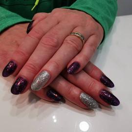 gel polish on natural nails