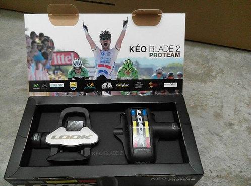 Look Keo Blade 2 Proteam