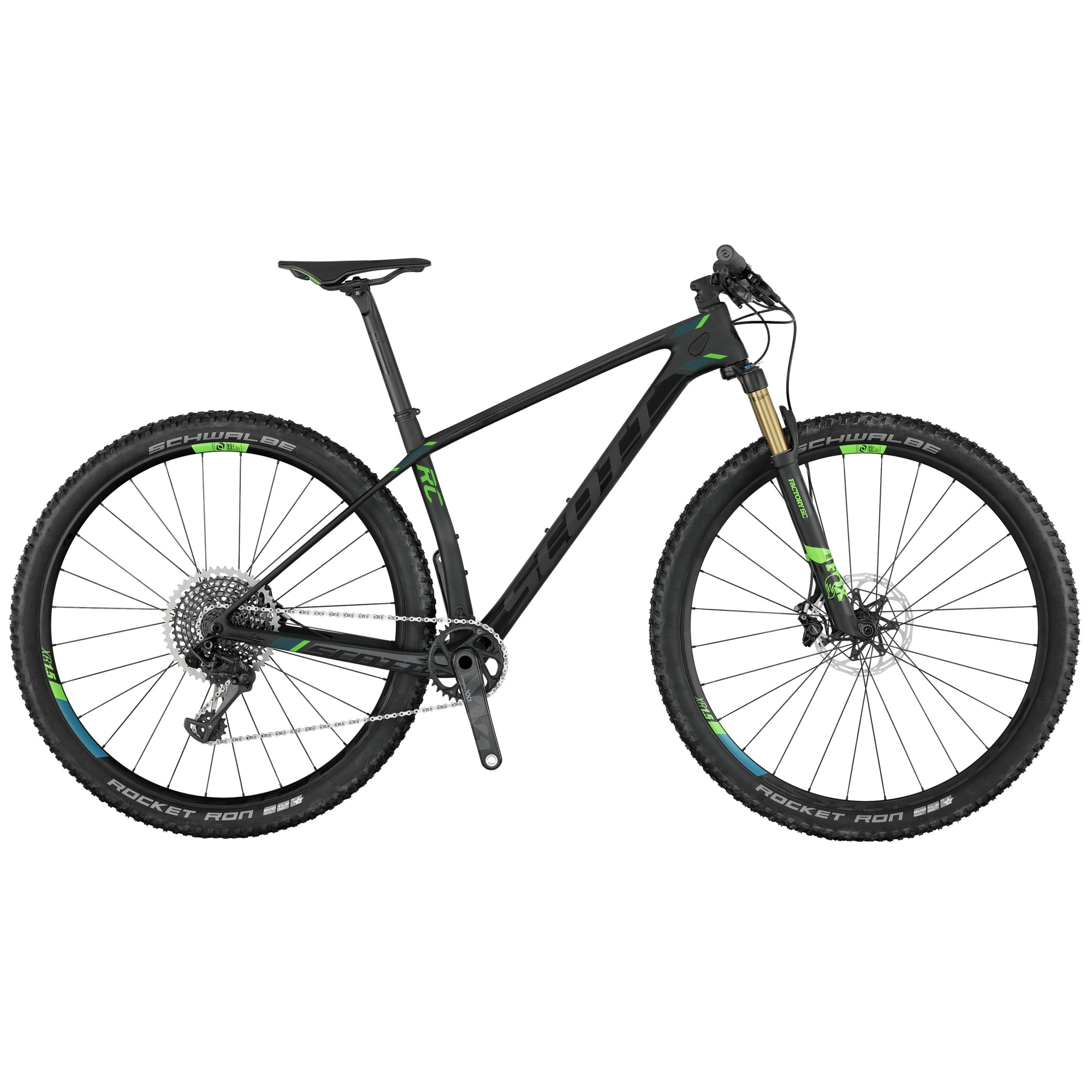 2017 Scott Scale RC 700 Ultimate