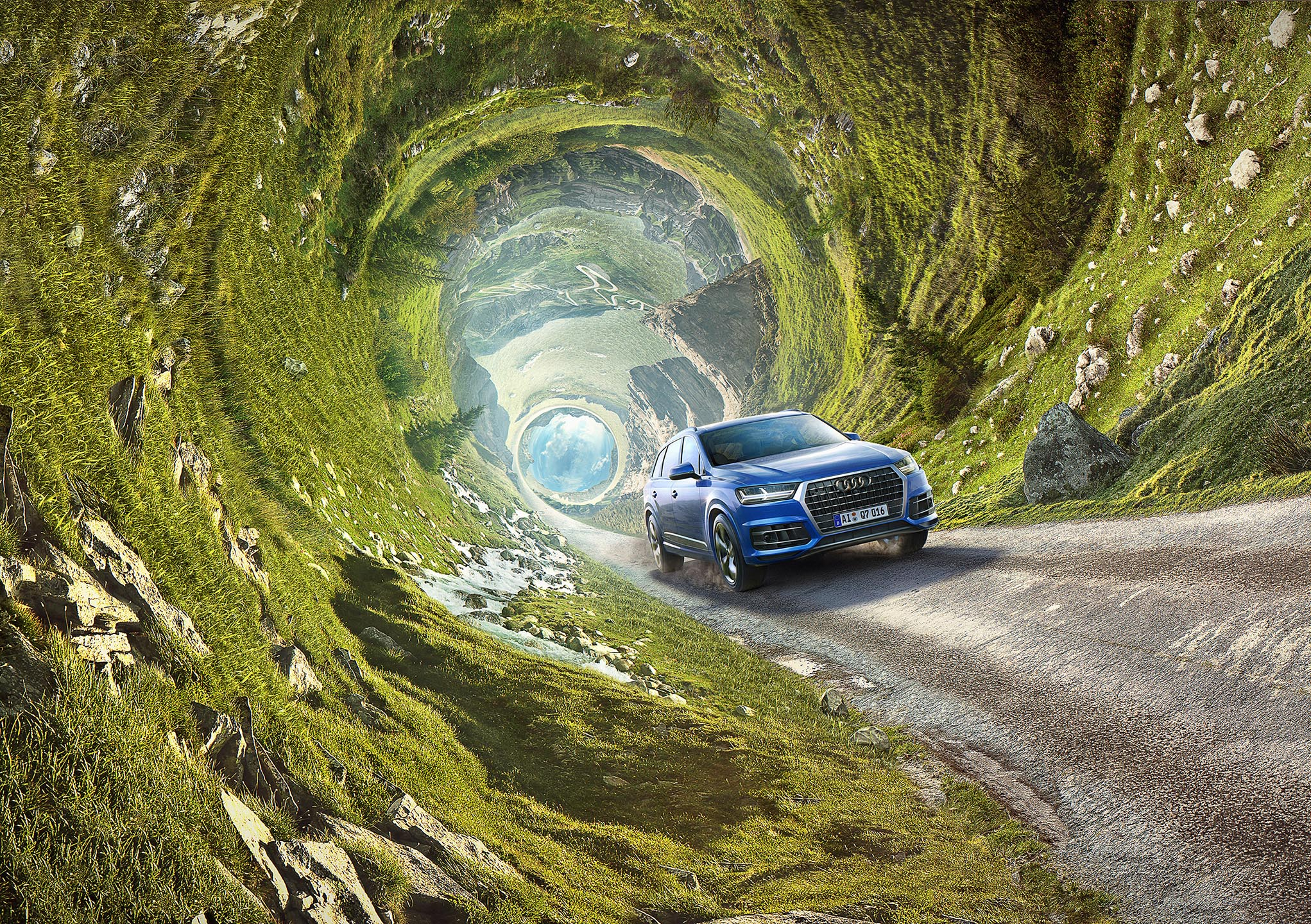 Audi Q7 Summer KV