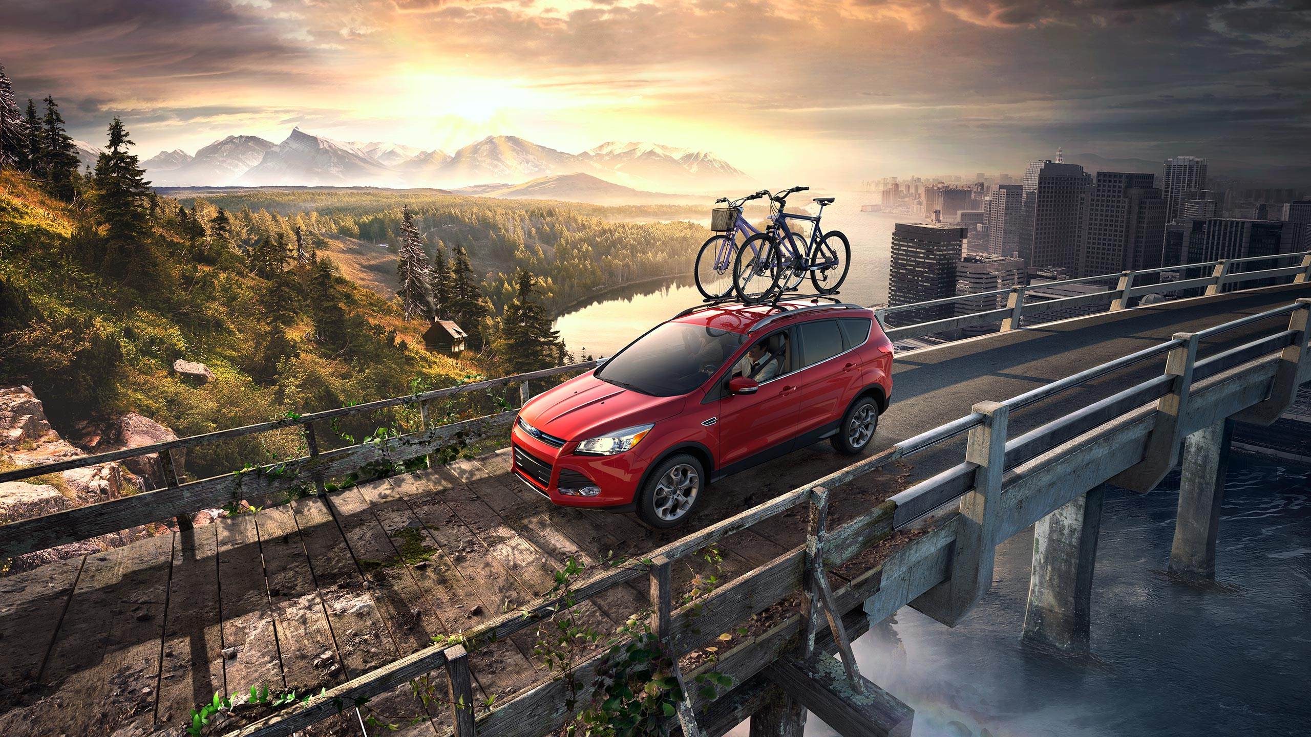 Ford Escape - Town & Country