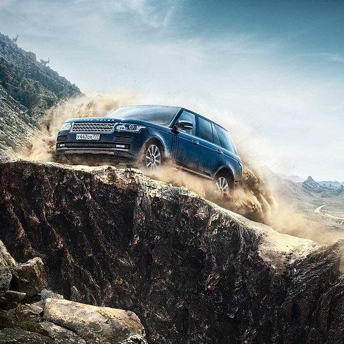 Técnicas de Pós-produção Automotiva: Off-Road