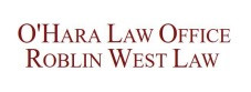 Don O'Hara of Roblin West Law