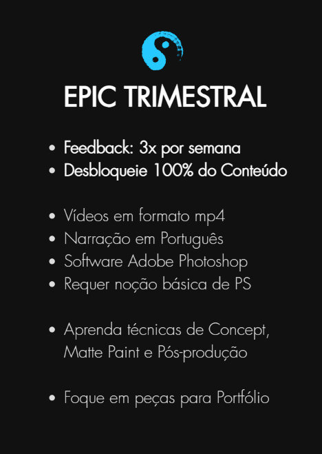 Mentoria - Plano Epic Trimestral