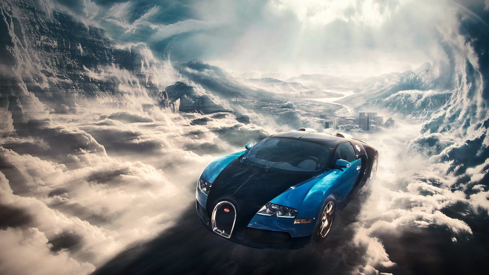 Bugatti Speed of Sound