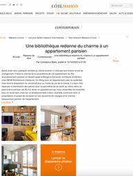 Côté Maison Octobre 2020