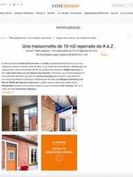 Côté Maison Juin 2019