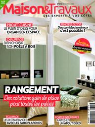 Maison & Travaux Octobre 2020