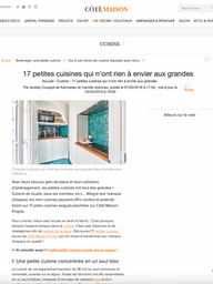 Côté Maison Mai 2018