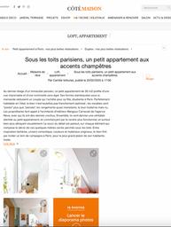 Côté Maison Février 2020