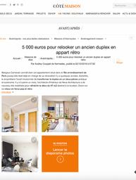Côté Maison Octobre 2018