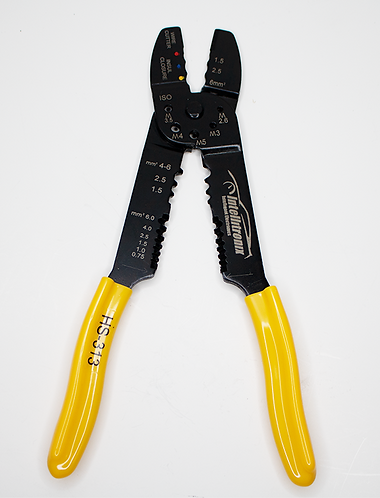 Wire Cutters and Crimpers