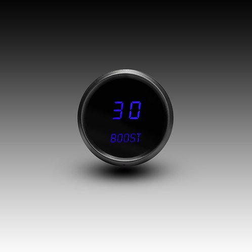 Boost LED Digital Gauge in Black Bezel