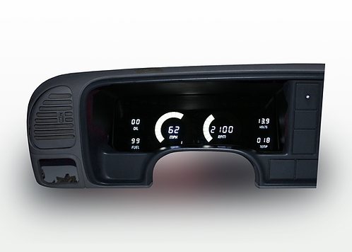 1995-1997 Chevy Truck LED Digital DP6007