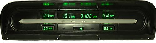 1967-1972 Ford Truck LED Digital Panel DP1009