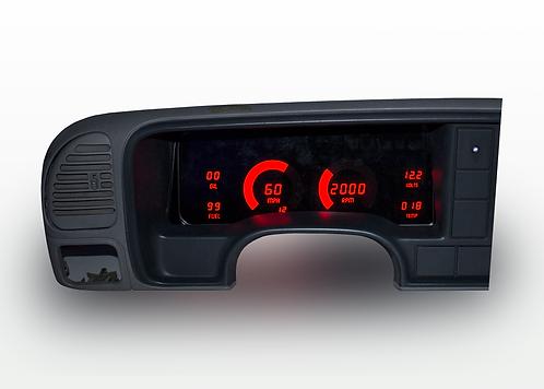 1998-1999 Chevy Truck LED Digital DP6008