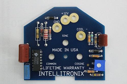 1978-1979 Corvette Tachometer Rebuild Kit