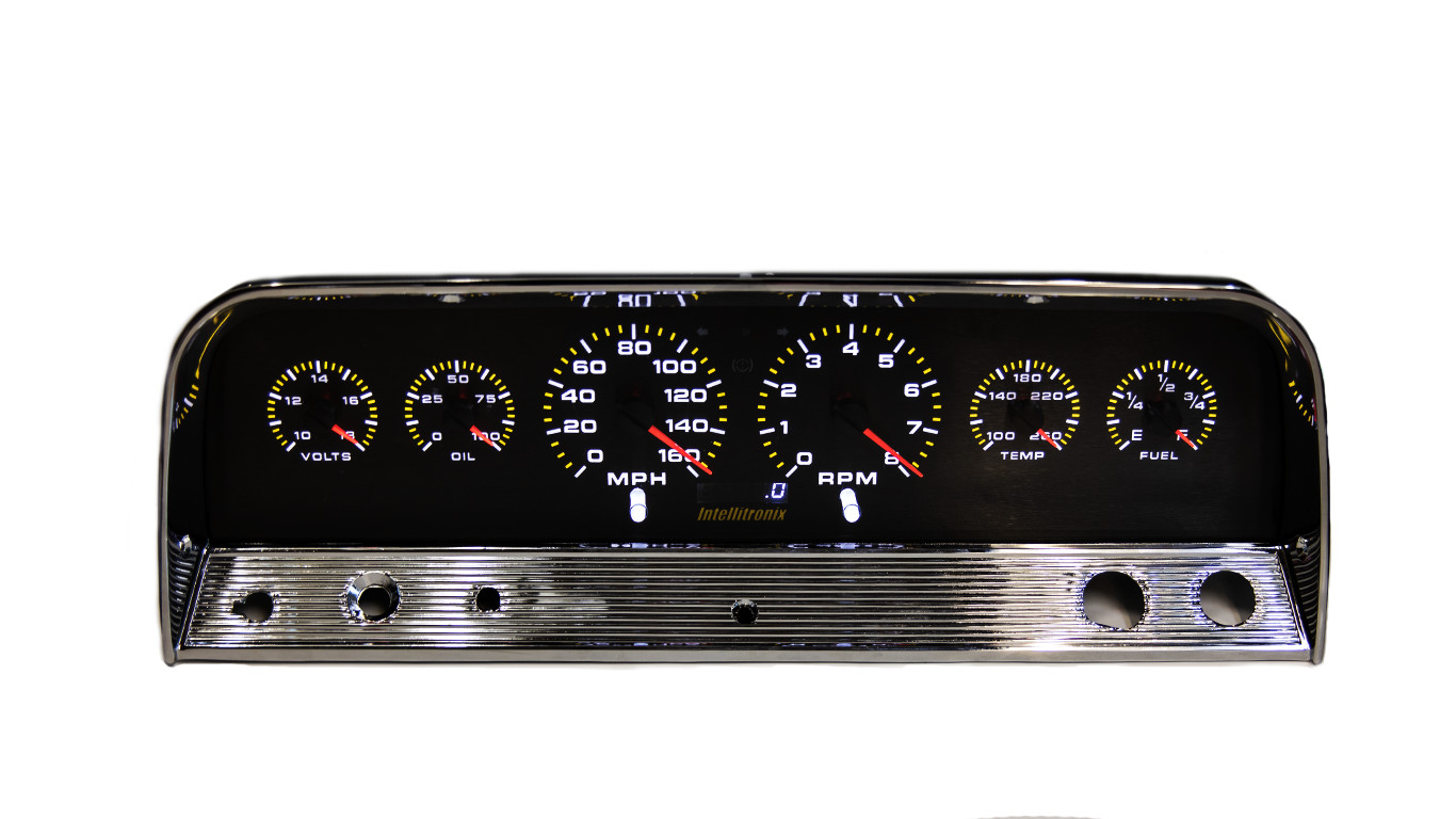 Intellitronix United States Car Gauges 1993 C1500 Wiring Diagram Sema 2018 Runner Up Best New Interior Accessory Product
