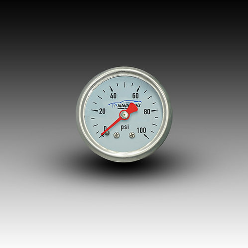 Fuel Pressure Analog Gauge 100 PSI