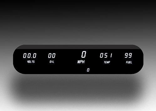 5 Gauge Universal Digital Panel DP10001