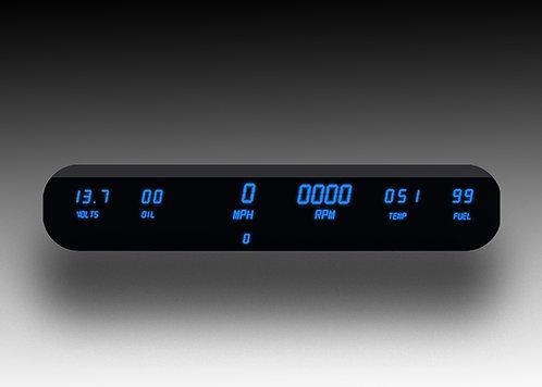6 Gauge Digital Universal Panel DP10002