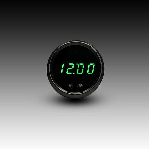 Clock LED Digital in Black Bezel