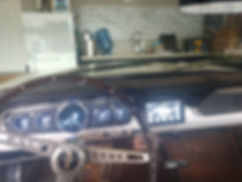 Mike Venneri 1966 Ford Mustang Gauges.jp