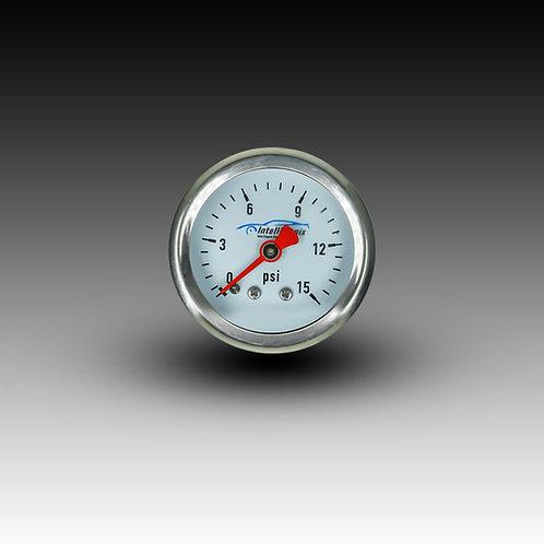 Fuel Pressure Analog Gauge 15 PSI