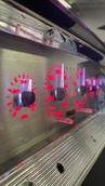 Intellitronix 6-Gauge 3D Digital RED_112
