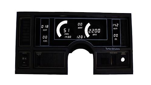 1984-1987 Buick Regal LED Digital DP1503