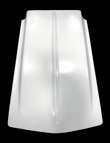 "Fiberglass Z28 Cowl Hood Scoop 4"" H x 28 ¾"" W x 44 ½"" L Superior Quality CB2"