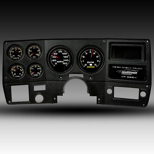 1973-1987 Chevy Truck Analog Gauge Panel AP6004