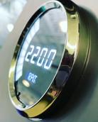Intellitronix Digital Tachometer WHITE C