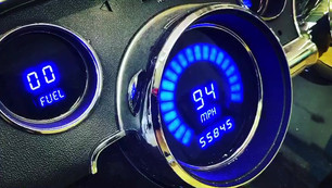 Intellitronix Digital Fuel and Speedo BL