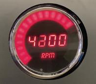 Intellitronix Digital Tachometer RED_123