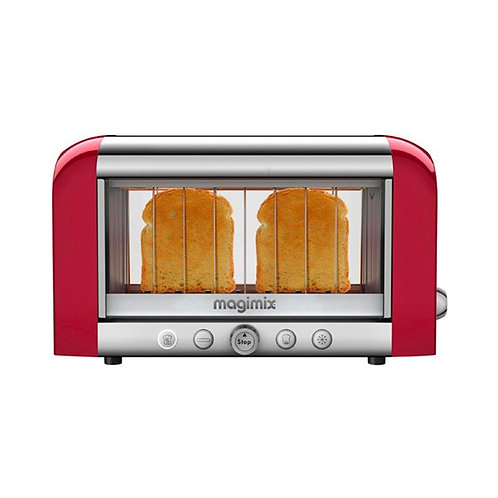 TOASTER VISION COLOR ROJO