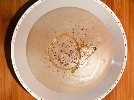 Crema de Berenjenas