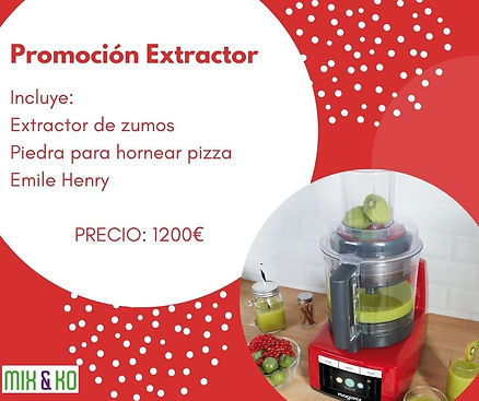 Extractor & Piedra pra hornear pizza.jpg