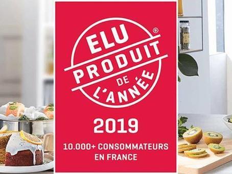 """Cook Expert elegido """"Mejor producto del año 2019"""""""