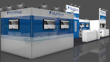 IBC Booth Design 2016