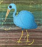 Water Bird  Blue Heron 20x18.jpg