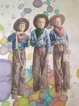 Three Three Amigos  14x16.JPG