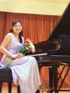 Adeline Brewer's graduate recital