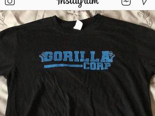 Gorilla corp clothing