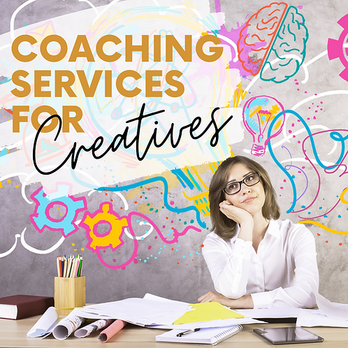 Coaching for Creatives