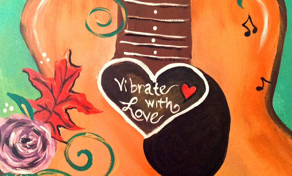 Vibrate with Love
